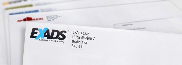 obálka s logom