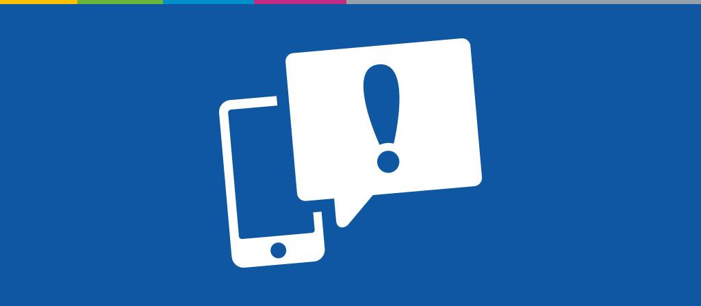 SMS upomienky: riešenie na faktúry po splatnosti