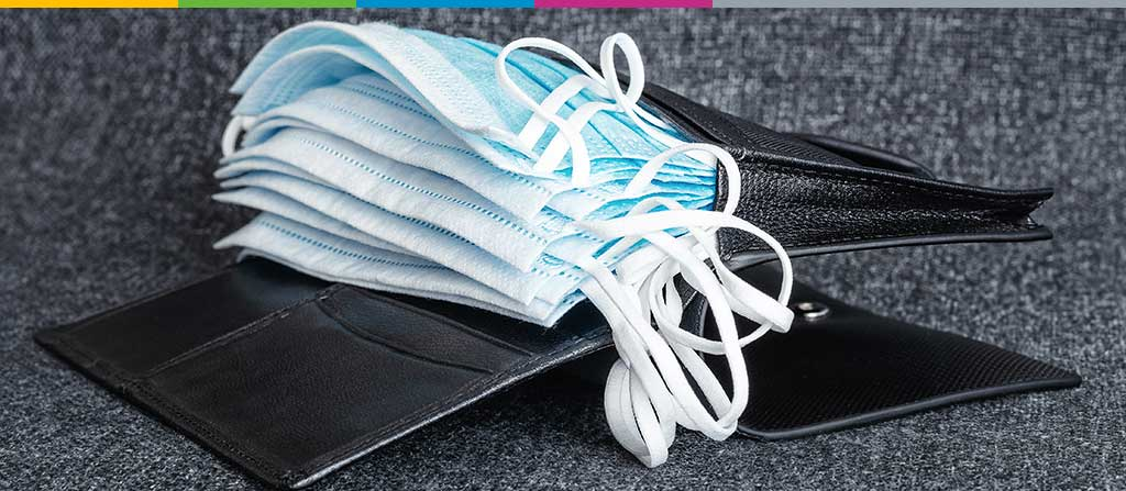 Rúška, rukavice a ochranné pomôcky: je možné ich uplatniť v daňových nákladoch a odpočítaní DPH?