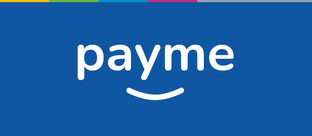 Platobná služba Payme na vystavených faktúrach